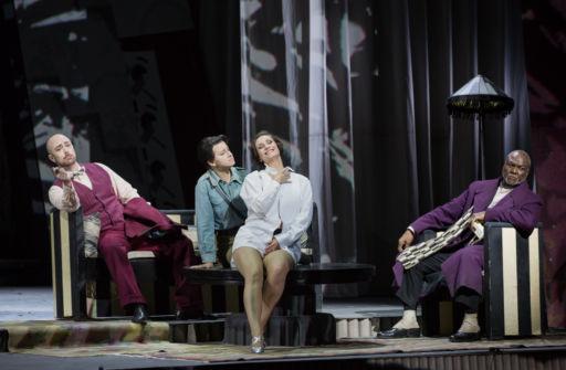 "Roma, Teatro dell'Opera: ""Lulu"""