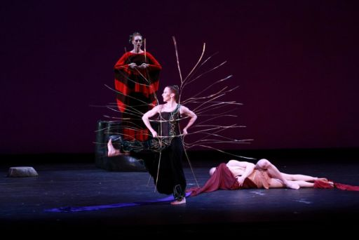 Madrid, Teatro Real: Martha Graham Dance Company: 90° anniversario