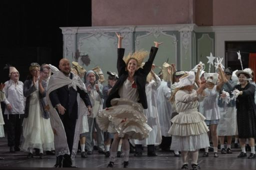 "Staatsoper Stuttgart: ""Pikovaja Dama"" (La dama di picche)"