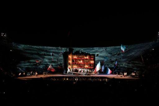 "Verona,  95° Arena Opera Festival 2017: ""Nabucco"""