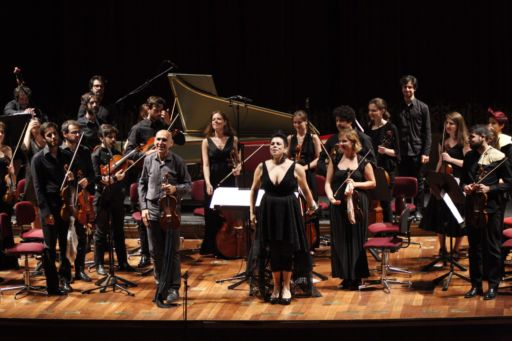"Palermo, Teatro Massimo: ""Orlando barocco"""