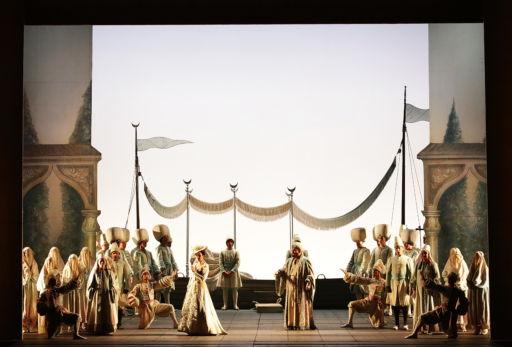 """Milano, Teatro alla Scala: """"Die Entführung aus dem Serail"""""""