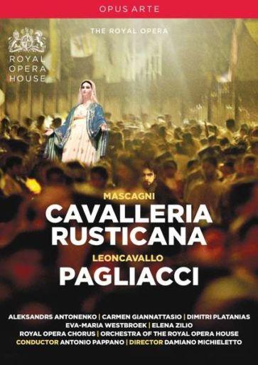 """Pietro Mascagni (1863-1945):""""Cavalleria rusticana"""" (1892) – Ruggero Leoncavallo (1857-1919): """"Pagliacci"""""""