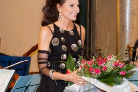 Lucia Aliberti celebra i suoi 40 anni di carriera internazionale