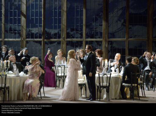 """Venezia, Teatro La Fenice: si ripropone """"La Sonnambula"""""""