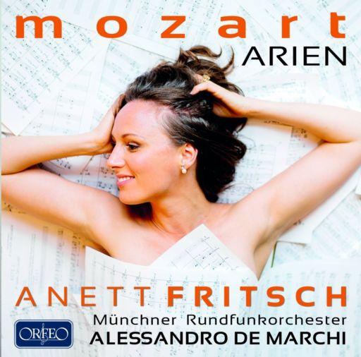 Anett Fritsch. Mozart arien