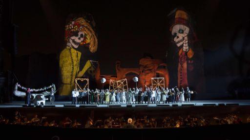 "Roma Opera Aperta a Caracalla 2017: ""Carmen"""