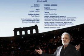 Verona, 95° Arena Opera Festival: Plácido Domingo – Antología de la Zarzuela