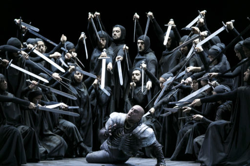 "Torino, Teatro Regio: ""Macbeth"" (cast alternativo)"