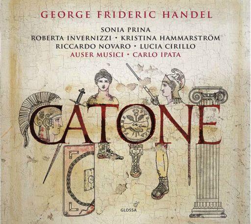 """Georg Friedrich Händel (1685-1759) e altri: """"Catone"""" (1732)"""