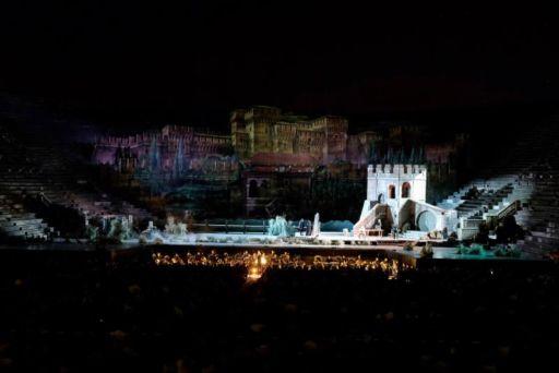 """Verona, 95°Arena Opera Festival 2017: """"Rigoletto"""""""
