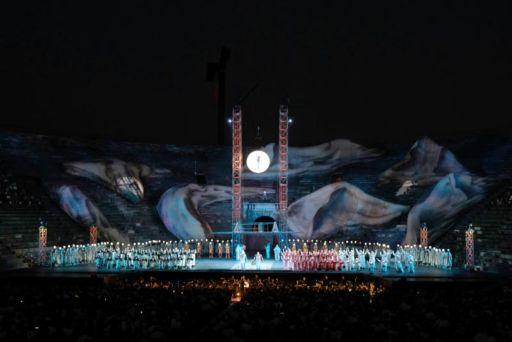 "Verona, 95° Arena Opera Festival 2017: ""Aida"""