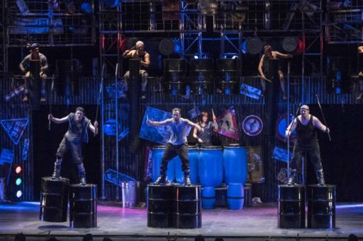 "Verona, Estate Teatrale 2017: ""Stomp"""