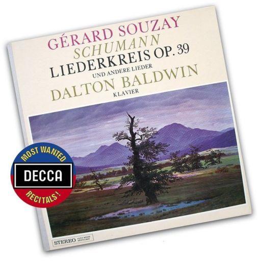Gérard Souzay (1918-2004): Lieder, chanson e arie antiche