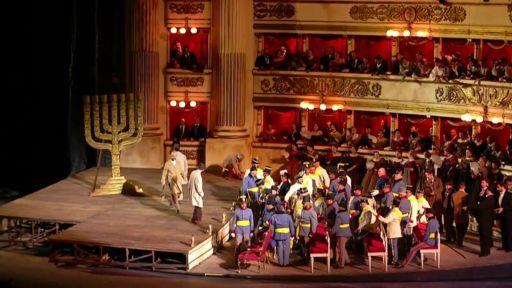 """Nabucco"" all'Arena di Verona Opera Festival 2017(cast alternativo)"