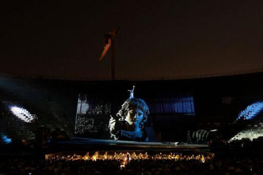 "Verona, 95° Arena Opera Festival: ""Tosca"""
