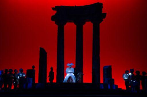 """Teatro Massimo di Palermo: """"A midsummer night's dream"""""""