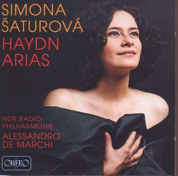 """Simona Šaturová: """"Haydn Arias"""""""