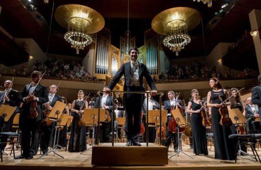 David Afkham e Javier Perianes aprono la stagione sinfonica di Madrid