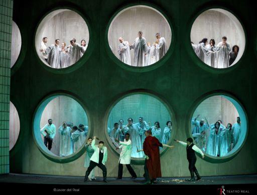 """""""Lucio Silla"""" al Teatro Real di Madrid"""