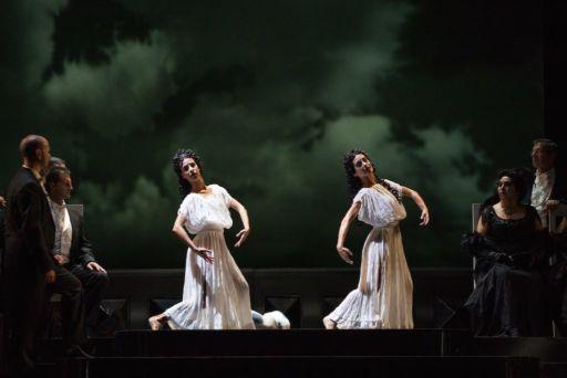 """""""Adriana Lecouvreur"""" al Teatro Massimo di Palermo"""