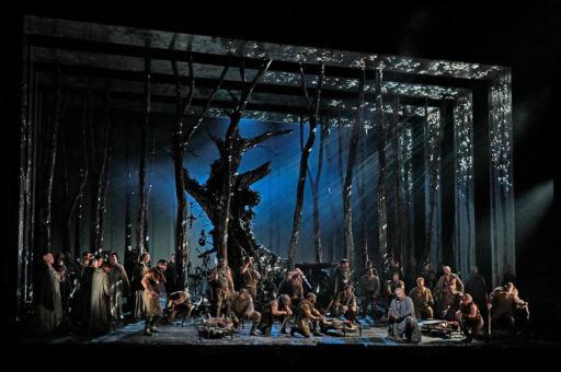 "New York, Metropolitan Opera: ""Norma"""