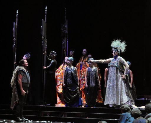 """""""Turandot"""" al Teatro Comunale di Sassari"""