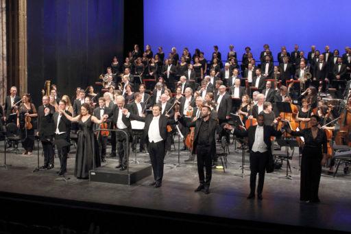 """Opéra Municipal de Marseille: """"La Favorite"""""""