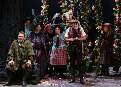 """""""Der Freischütz"""" al Teatro alla Scala"""