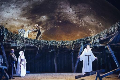"""Rouen, Opéra Théâtre des Arts: """"Norma"""""""
