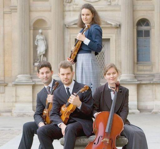 """Venezia, Palazzetto Bru Zane, Festival Reicha: """"Per due viole"""" con il Quartetto Girard"""
