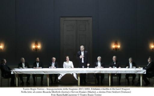"""Torino, Teatro Regio: """"Tristan und Isolde"""""""
