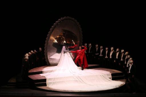 """Catania, Teatro Massimo Bellini: """"Don Giovanni"""""""