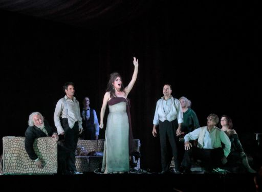 "New York, Metropolitan Opera: ""The Exterminating Angel"""