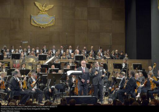 Venezia, Teatro La Fenice: aperta la stagione sinfonica con un concerto dedicato al centenario di Porto Marghera