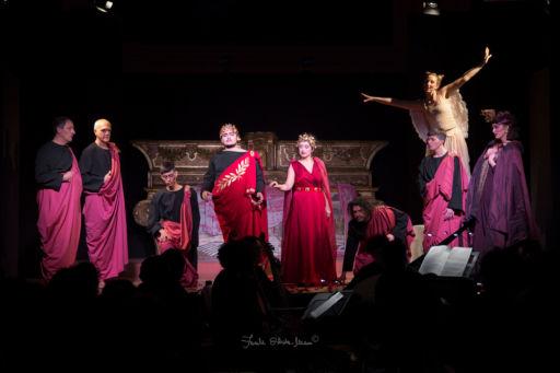"""Bari, Auditorium Santa Teresa dei Maschi: """"L'Incoronazione di Poppea"""""""