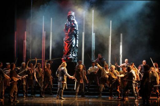 """Padova, Teatro Verdi, Stagione Lirica 2017: """"Il Trovatore"""""""