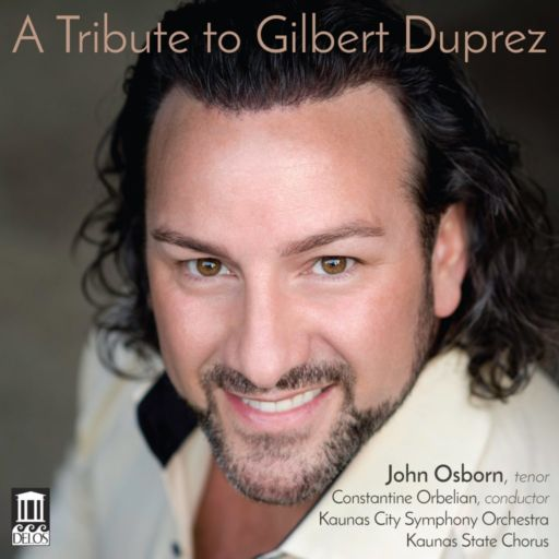 "John Osborn: ""A tribute to Gilbert Duprez"""
