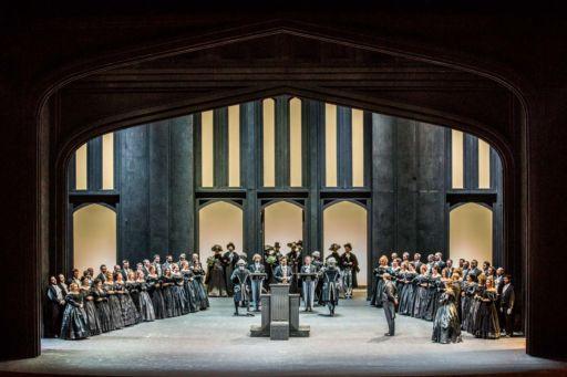 """""""Lucia di Lammermoor"""" al Teatro Petruzzelli di Bari"""