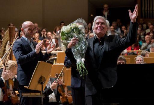 Joaquín Achúcarro incanta Madrid con i concerti per pianoforte di Ravel
