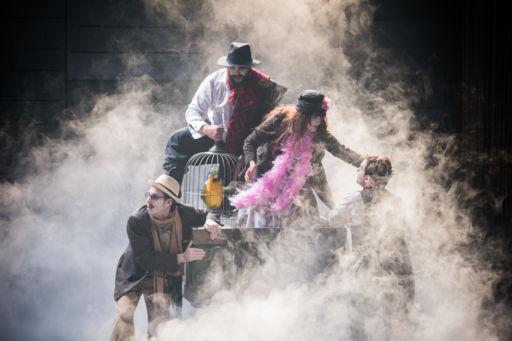 """Opéra de Marseille: """"L'ombre de Venceslao"""""""