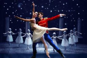 """""""Lo Schiaccianoci"""" del Balletto del Sud in tournée da novembre a gennaio con l'Orchestra di Stato Ungherese."""