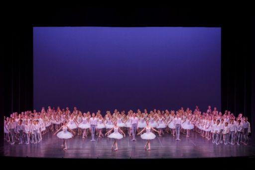 """Autunno danza 2017 al San Carlo di Napoli: La Scuola di Ballo danza """"Al di là di un sogno"""""""
