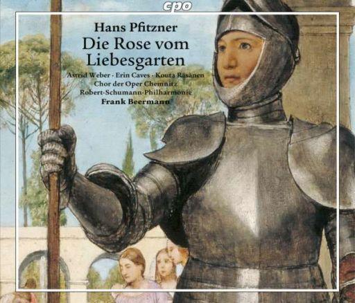"Hans Pfitzner (1869-1949): ""Die Rose vom Liebesgarten"" (La rosa del giardino d'amore,1901)"