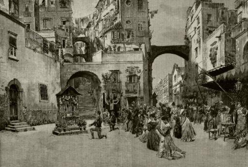 "Umberto Giordano 150 (1867 – 1948): ""Mala Vita"" (1892)"
