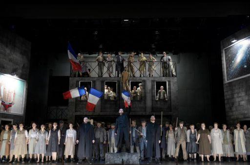 "Deutsche Oper Berlin: ""Le prophète"""