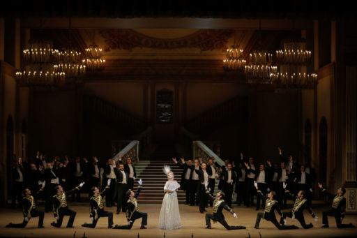 "Verona, Teatro Filarmonico: ""La vedova allegra"""