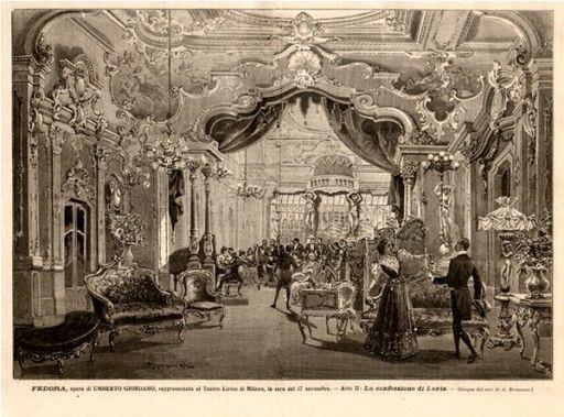 "Umberto Giordano 150 (1867 – 1948): ""Fedora"" (1898)"
