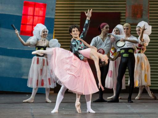 """Un frizzante """"Don Chisciotte"""" inaugura la stagione del Teatro dell'Opera di Roma"""
