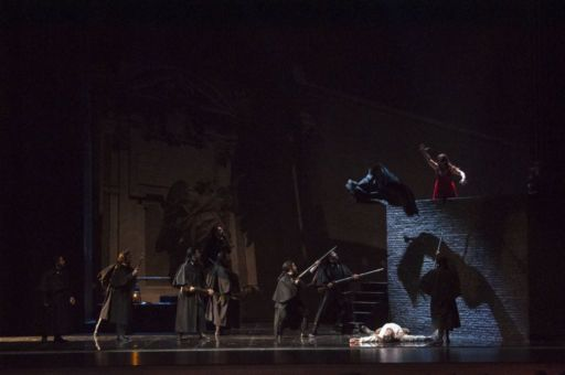 """Tosca"" al Teatro Comunale di Sassari"